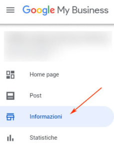 Google My Business da Computer