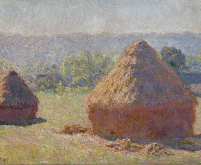 Les Meules Monet